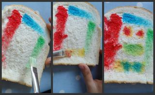 Paint bread 3