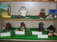 Gruffalo display
