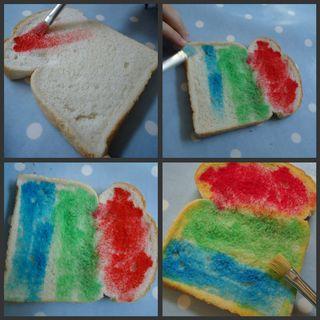 Bread paint alfie
