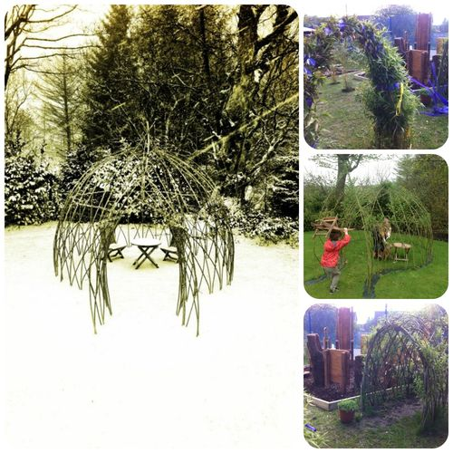 Willow Collage